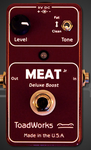 Effect Pedals For Sale | Toadworks Meat Jr. Boost| American Guitarstore