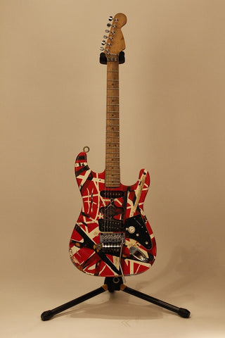Electric Guitars For Sale Fender Masterbuilt Custom Shop Eddie Van Halen Frankenstein American Guitarstore