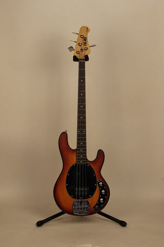 Bass Guitars For Sale | Sterling SUB Ray 4 Sunburst | American Guitarstore