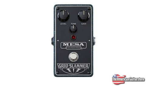 Effect Pedals For Sale Mesa Boogie Grid Slammer American Guitarstore