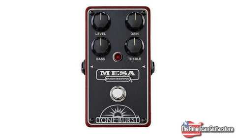 Effect Pedals for Sale Mesa Boogie Tone Burst American Guitarstore