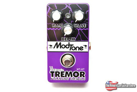 Effect Pedals For Sale Modtone Tremor American Guitarstore