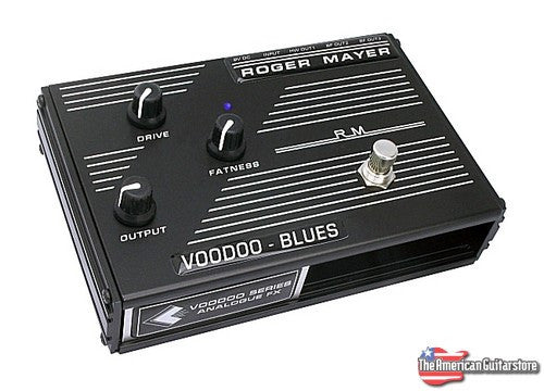 Roger Mayer Voodoo Blues
