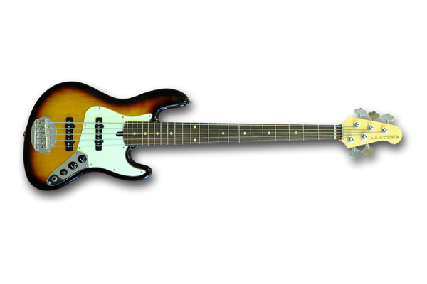 Lakland Skyline 55-60 Three Tone Sunburst