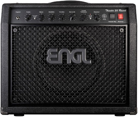 Amplifiers For Sale ENGL Thunder 50 Combo Reverb E320 American Guitarstore