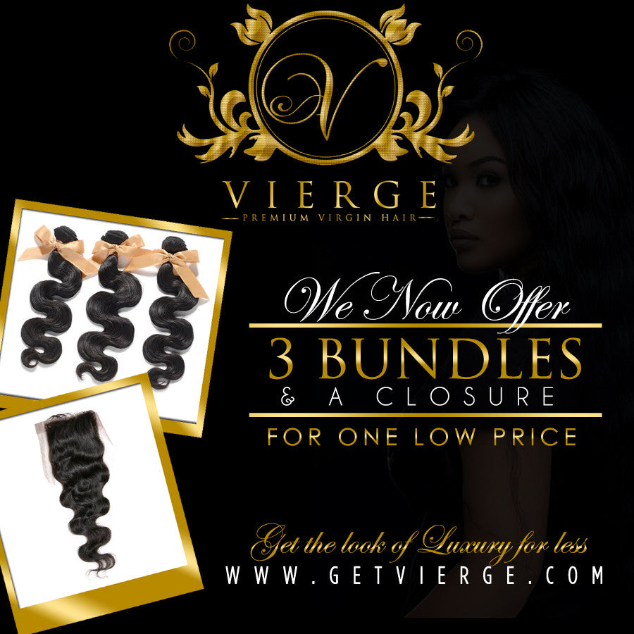 Three Bundles and a Closure Deal