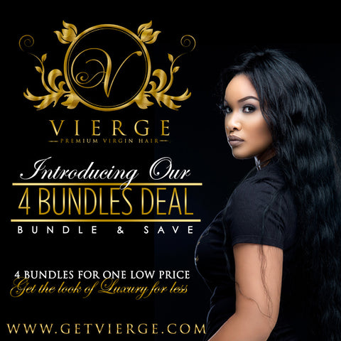 Four (4) Bundles Deal