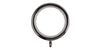 Hallis Neo Original Black Nickel 19mm Curtain Pole Rings - Curtain Poles Emporium