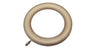Integra 35mm Masterpiece Cream Gold Extra Rings - Curtain Poles Emporium