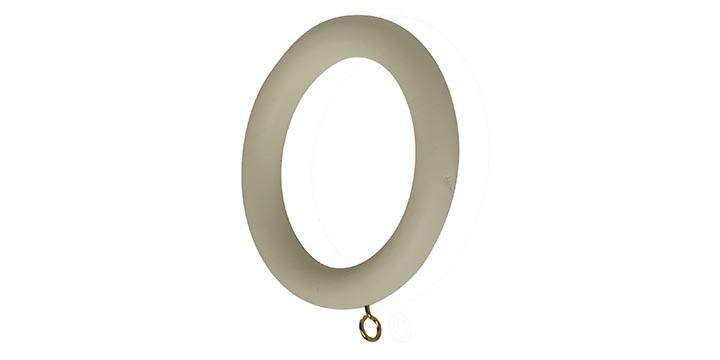 Hallis Modern Country 55mm Spare Rings Pearl - Curtain Poles Emporium