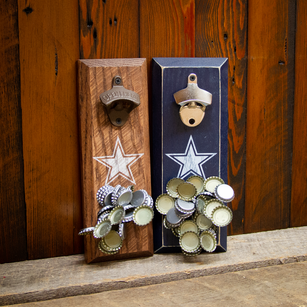 Dallas Cowboys Magnetic Bottle Opener
