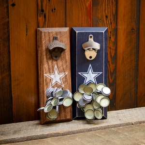 Load image into Gallery viewer, Dallas Cowboys Magnetic Bottle Opener