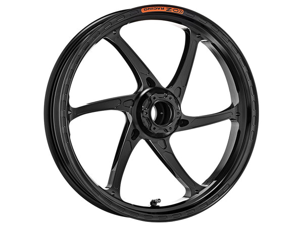 Front Wheel O.Z. Racing - GASS Aluminum 6 Spoke - Suzuki- GSX-R 1000 (ABS) / GSX-R 1000R - (Years - 2017-2020)
