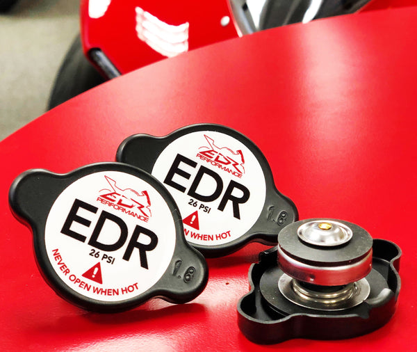 EDR Performance Radiator Caps