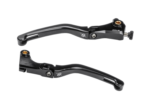 Bonamici, BMW, S1000RR, Folding, Levers, (09-14), (Black)