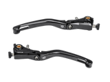 Bonamici Ducati Panigale (12+) & V4 (18+) Folding Levers (Black) - MOTO-D Racing