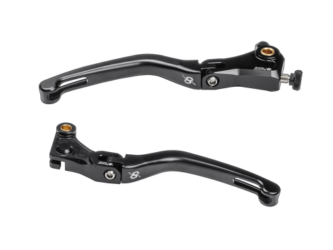 Bonamici, BMW, S1000RR, Folding, Levers, (15-19), (Black)