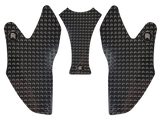 MOTO-D Ducati Supersport Tank Grips (2017) (Black)