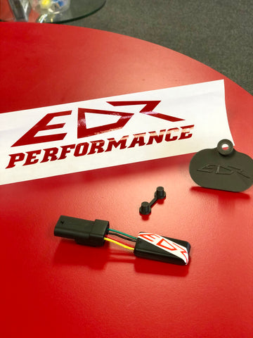 EDR PERFORMANCE RACING INTAKE FLAPPER REMOVAL KIT AIR BOX PLUG FOR S1000RR 2020 2021