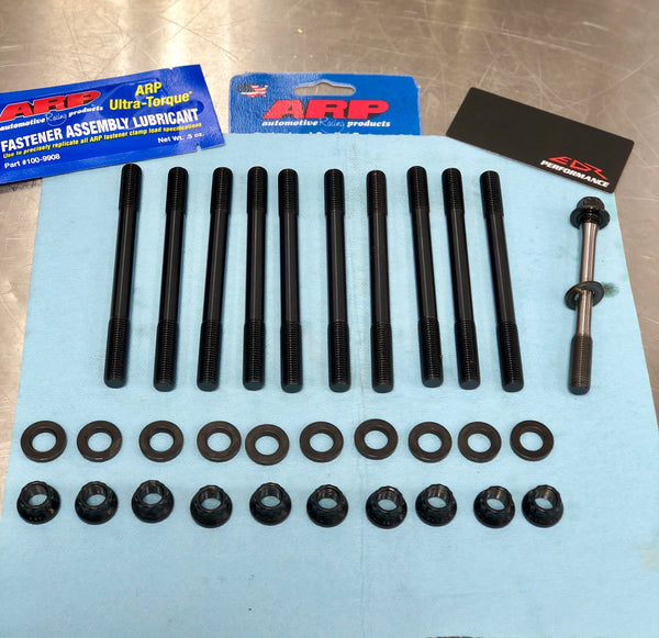 FZ/MT-07 Cylinder Head Stud Kit 2014-2021