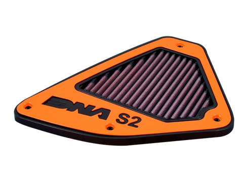 DNA, KTM, Duke, 690, Stage-2, Air-Box, Filter, Cover, (2012+)