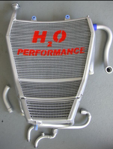 BMW S1000RR 2009-2019 GALLETTO RADIATOR H2O PERFORMANCE