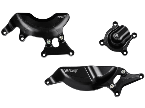 Bonamici, Kawasaki, Ninja, 400, Case, Savers, (2018+), (3-Piece Kit)