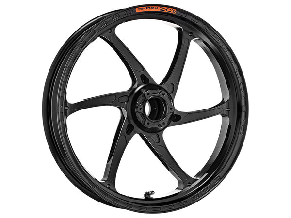 Front Wheel O.Z. Racing - GASS Aluminum 6 Spoke - Suzuki- GSX-R 1000 (ABS) / GSX-R 1000R - (Years 2009-2016