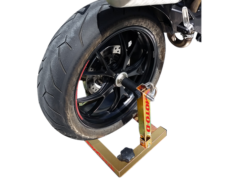 MOTO-D, KTM, RC8, Strapless, Transport, Stand