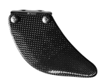 Bonamici Shark Guard - Lower Swingarm Chain Protector (Carbon) Side