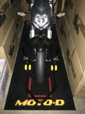 MOTO-D Sportbike Motorcycle Track Paddock Mats