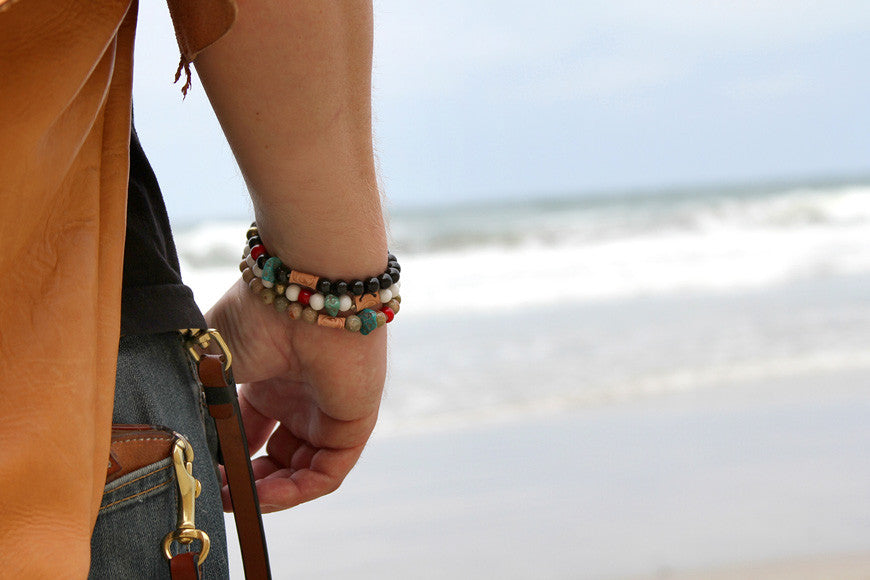 Our New Shores Beaded Bracelets