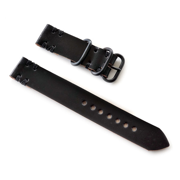 Shell Cordovan Watch Straps