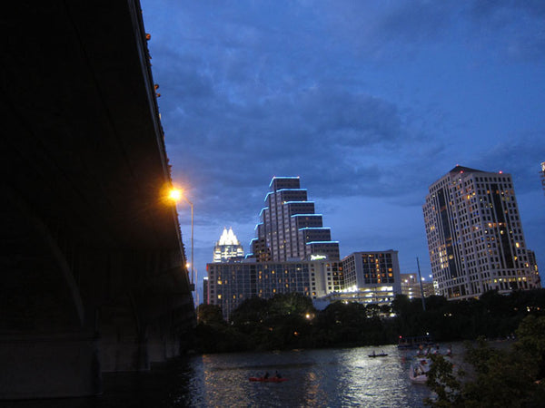 Congress Avenue Bat Bridge Austin Texas