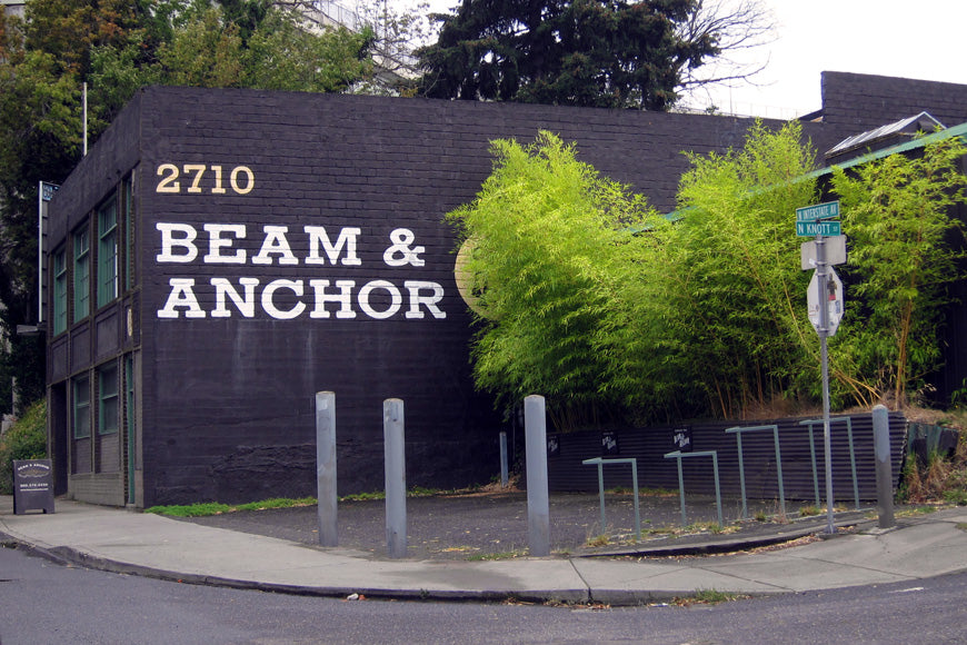 Beam and Anchor Portland Oregon