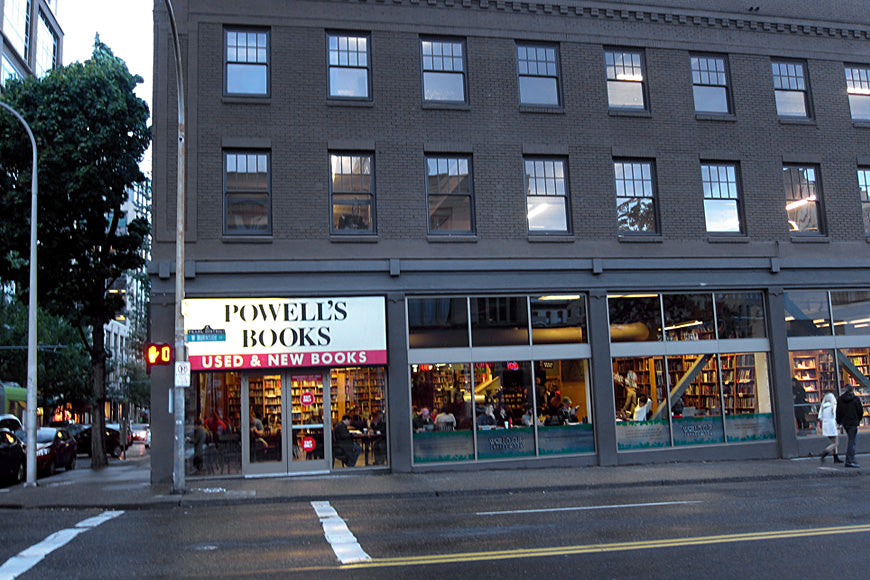 Powell's Books Portland