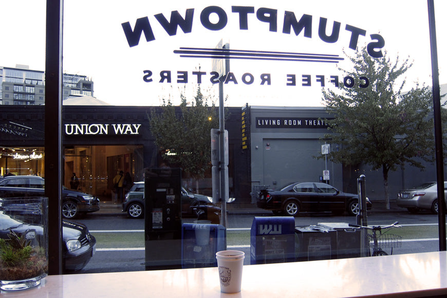 Stumptown Coffee Portland Union Way