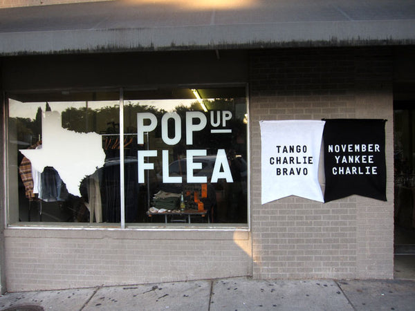 Pop Up Flea South Congress Austin Texas