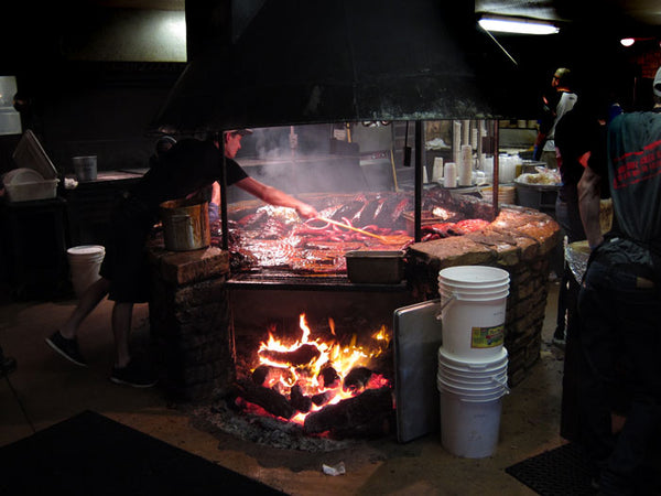 The Salt Lick Barbecue Pit