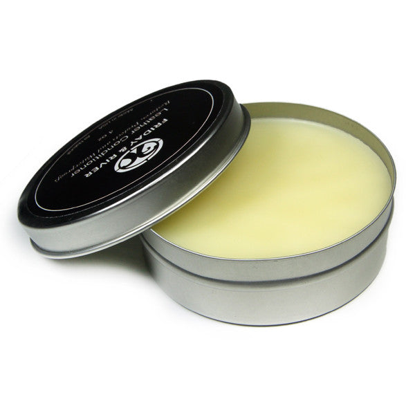 Premium leather conditioner balm