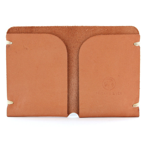 McGraw Card Holder, Aged – Natural