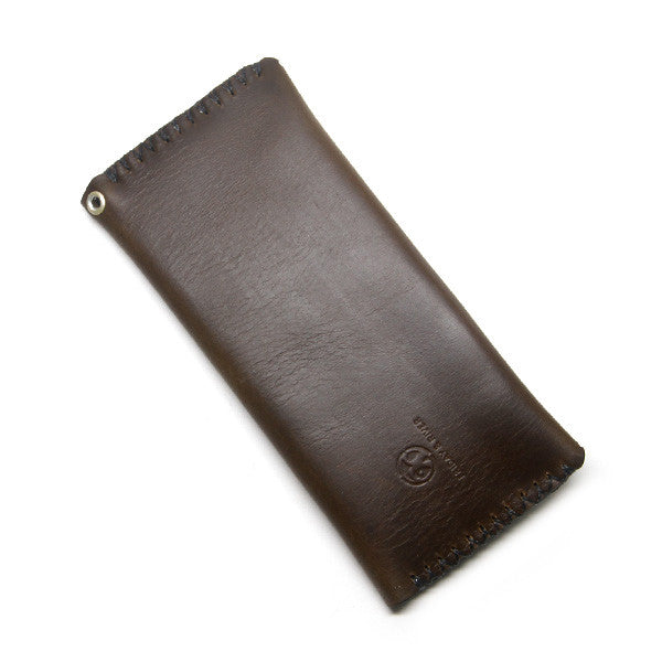 Olive Horween Long Wallet