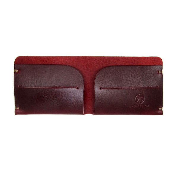 Redrock Horween Chromexcel Leather Wallet Open