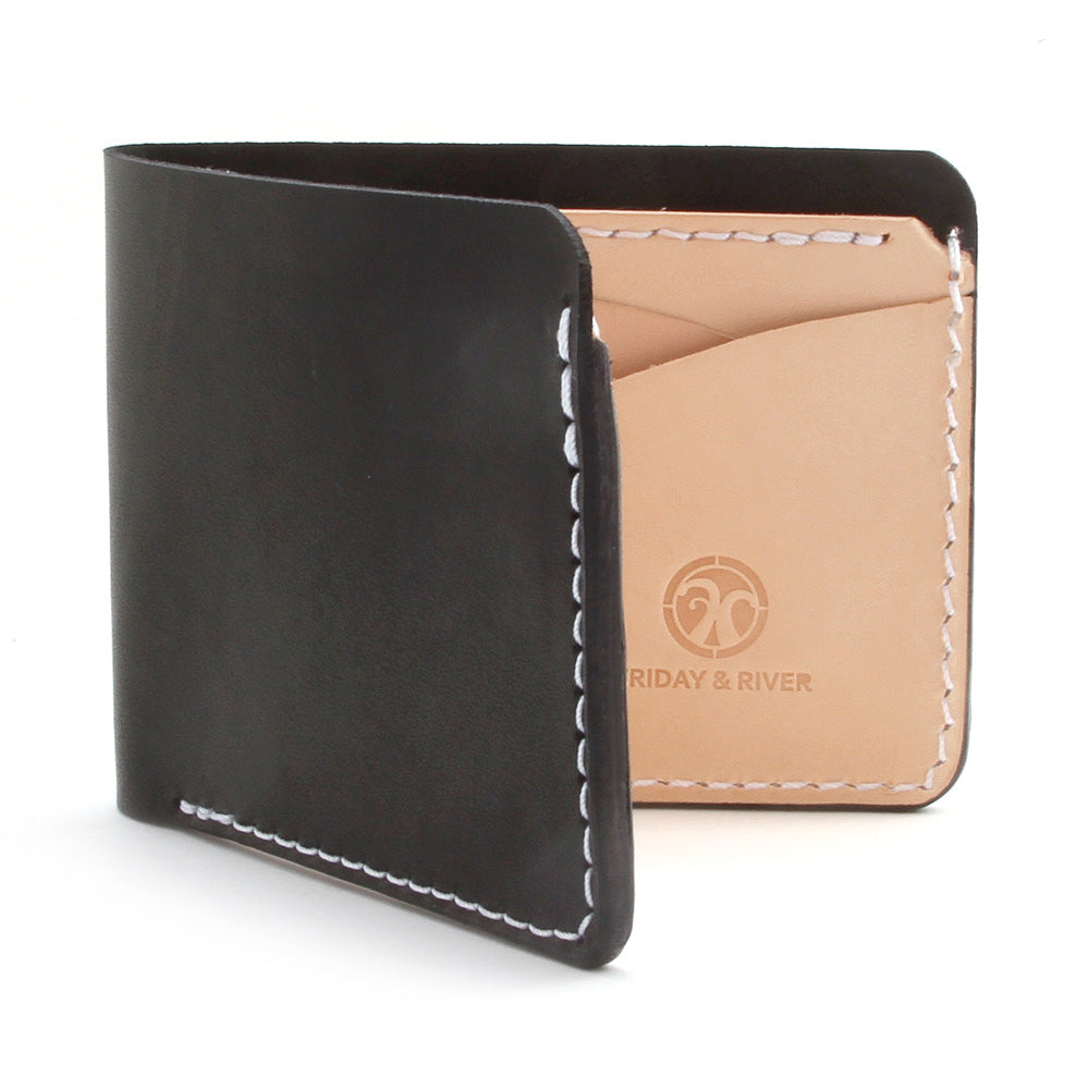 Classic 7 pocket leather billfold