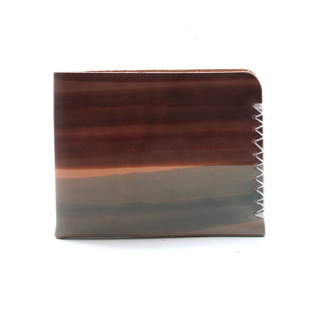 McGraw Wallet, Design Sample 5 - Earth & Sky