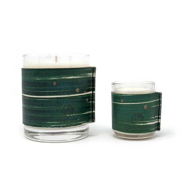 natural soy large and votive Douglas fir holiday christmas scented candle