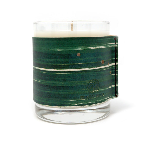 natural soy large Douglas fir candle