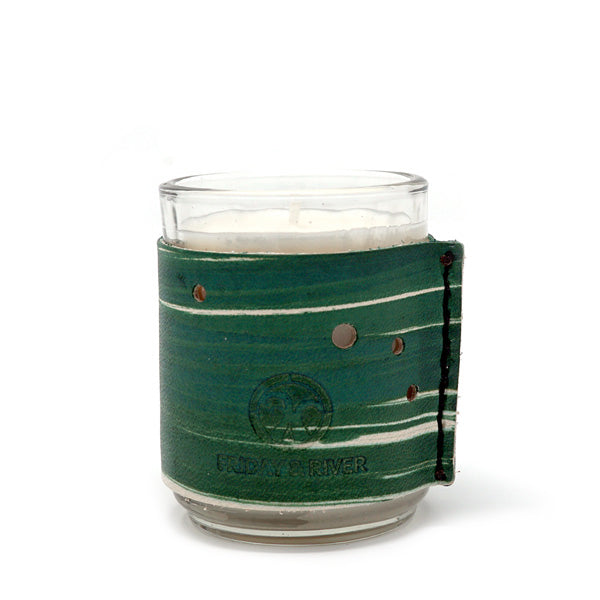 natural soy small Douglas fir votive candle