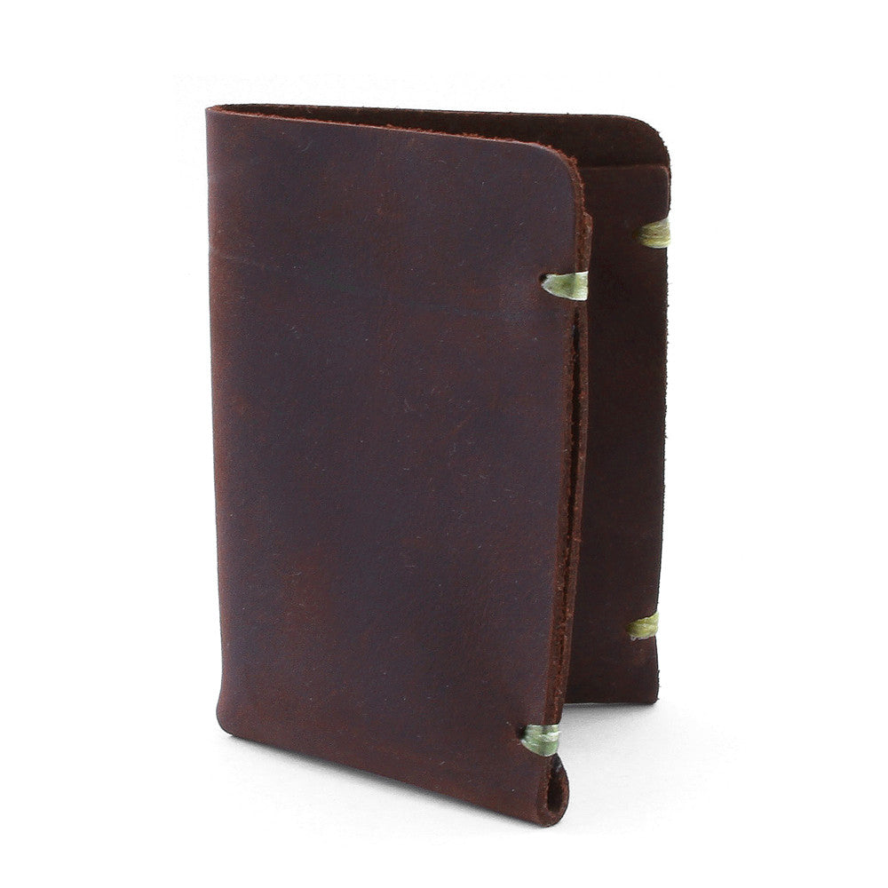 McGraw Minimal Leather Card Holder