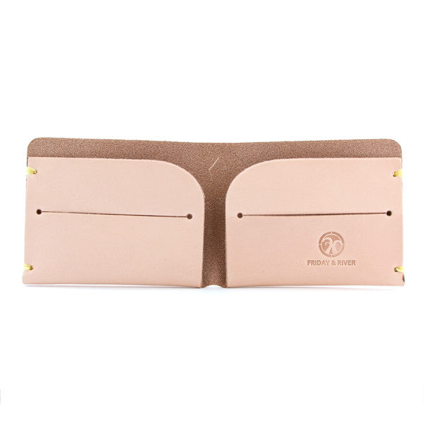 McGraw Wallet, Generation 1 – Natural